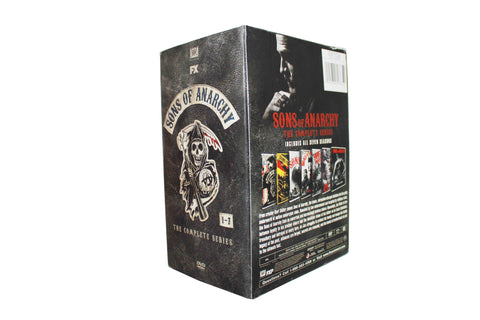 Sons of Anarchy The Complete Series season 1-7 30DVD