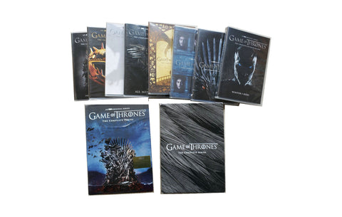 Game of Thrones: The Complete Seasons 1-8 (38 DVD, Box Set)