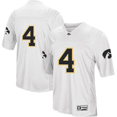 Iowa Hawkeyes Game Jersey – White
