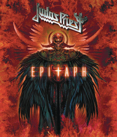 Judas Priest - Epitaph (DVD, 2013, Canadian)