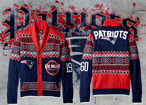 Patriot Sweater Cardigan M1