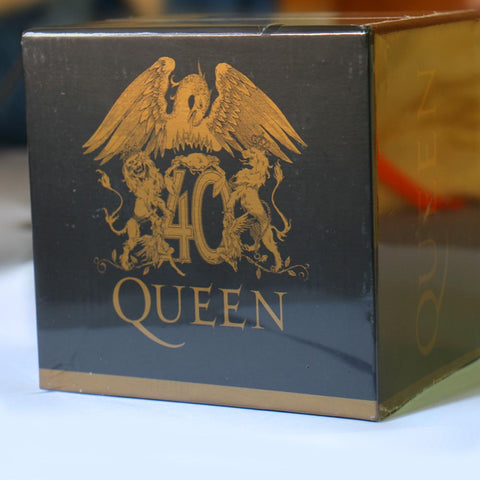 Queen 40 Complete Deluxe Album Box Set ( 30 CD + Booklets )