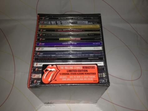 The Rolling Stones BOX SET 14CD From 1971 to 2005