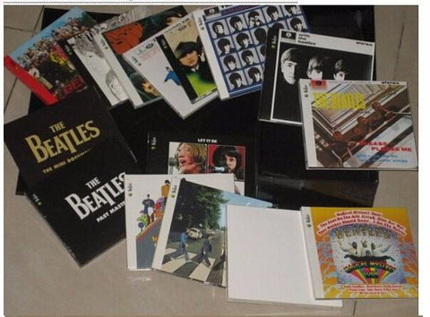 The Beatles Stereo Box Set 16CDs &1DVD