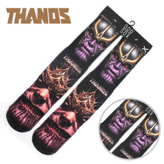 Marvel Avengers Infinity War Thanos Cotton Socks