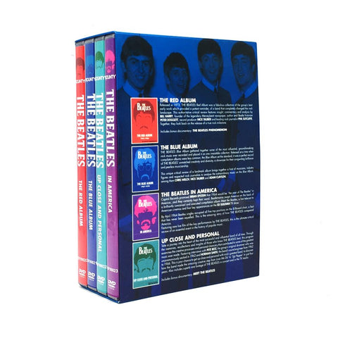 The Beatles Collection 4DVD