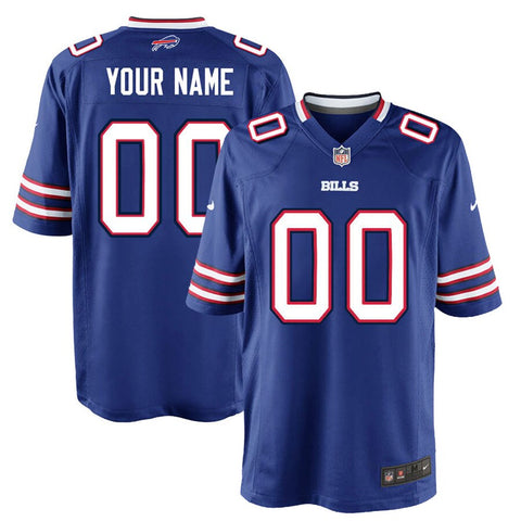 Buffalo Bills Men's Royal Jersey