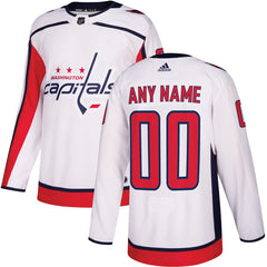 Washington Capitals Jersey – White