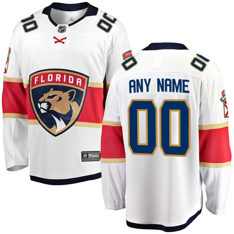 Florida Panthers Jersey - White