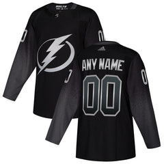 Tampa Bay Lightning Jersey – Black