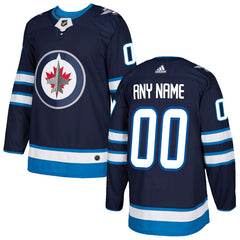 Winnipeg Jets Jersey – Navy