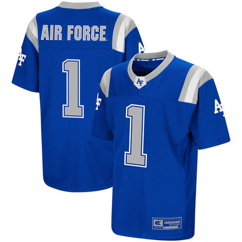 Air Force Falcons Footbal Jersey - Royal