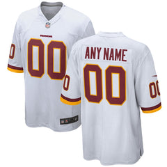 Washington Redskins Jersey - White