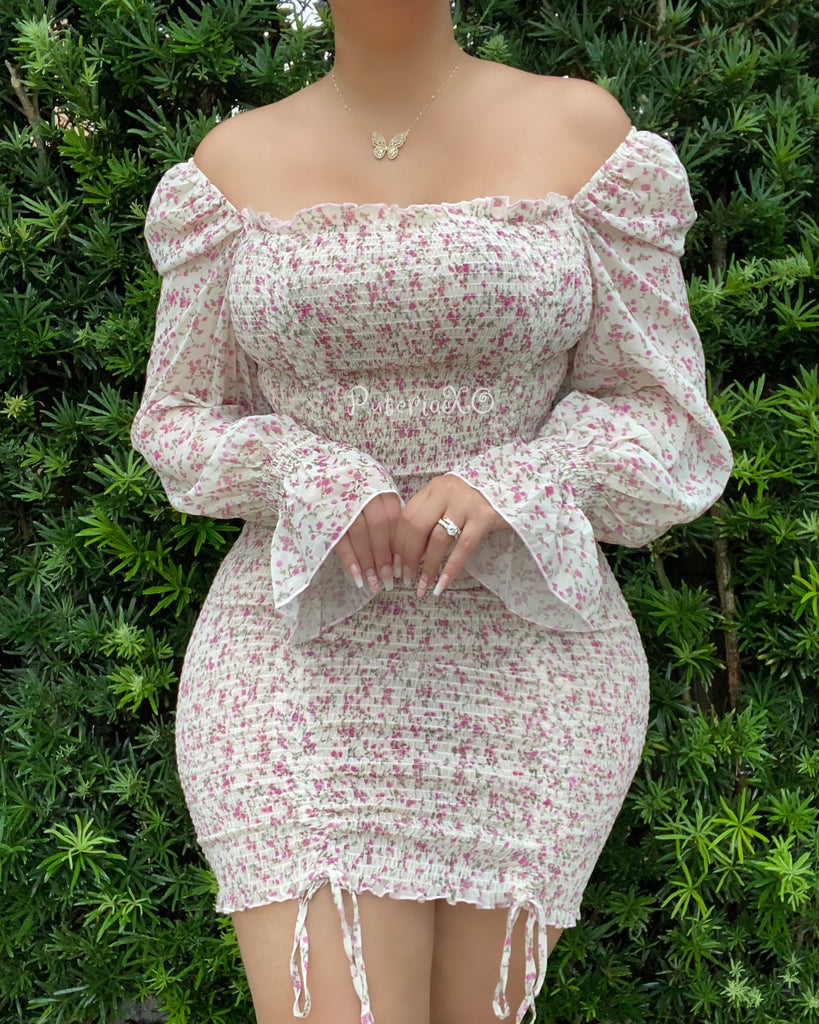 Tu Favorita Dress - Ivory