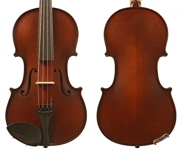 St Romani III By Gliga Violin Outfit With Clarendon - 4/4 - Dalseno String Studio