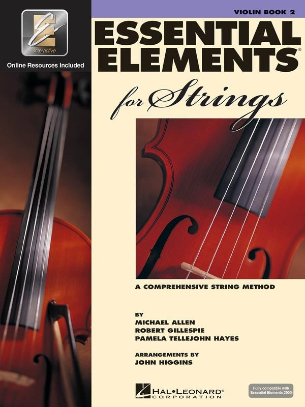 Essential Elements for Strings - Violin