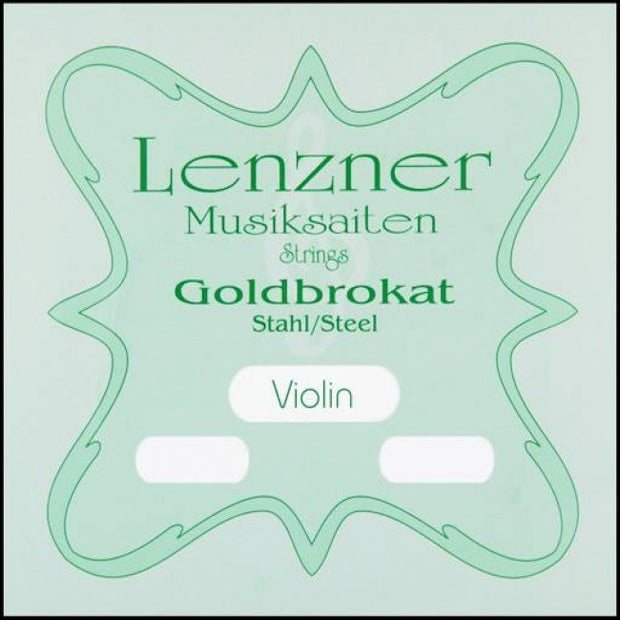 Optima Goldbrokat Violin String - Dalseno String Studio