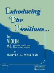 Introducing the Positions - Harvey Whistler