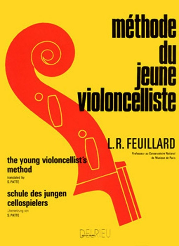 Feuillard - Young Cellist Method