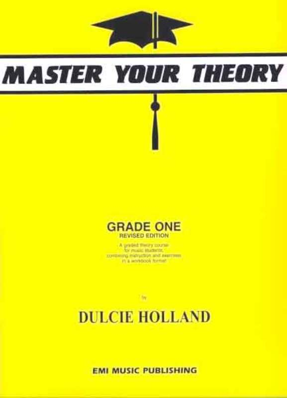 Master Your Theory Grade 1 - Dalseno String Studio