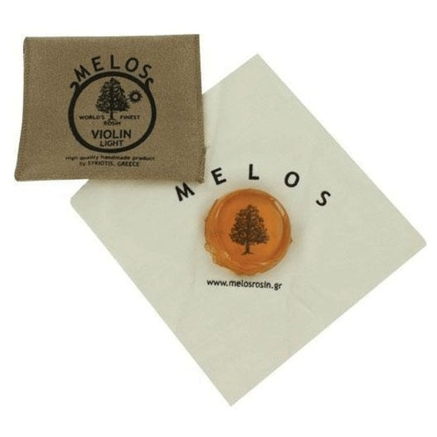 Melos Violin Rosin (Light) - Dalseno String Studio