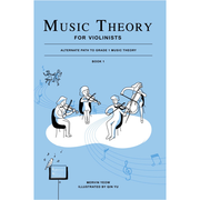Music Theory for Violinists Book 1 - Dalseno String Studio
