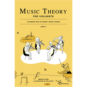 Music Theory for Violinists Series