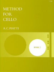 Piatti Method for Cello
