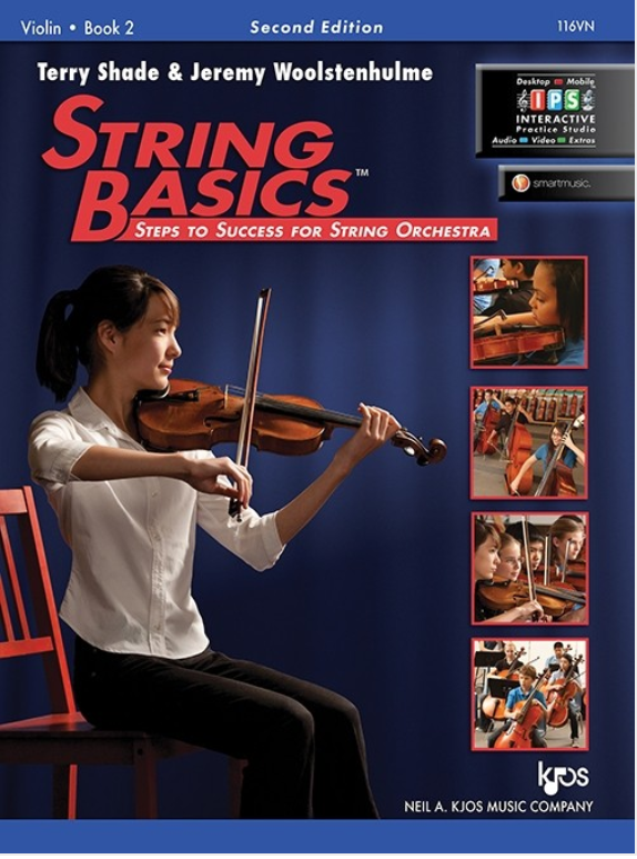 String Basics - Violin