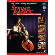 String Basics Cello Book 1 - Dalseno String Studio