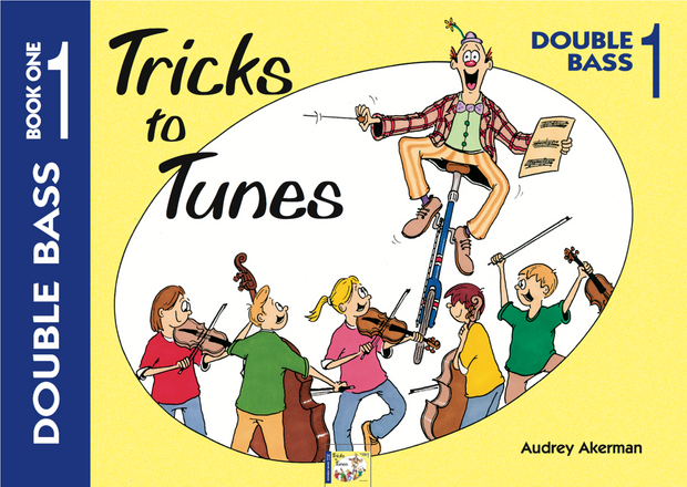 Tricks to Tunes Double Bass Series