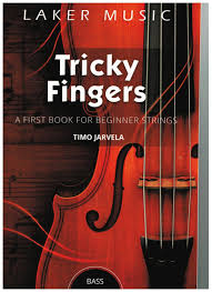 Tricky Fingers for Bass - Dalseno String Studio