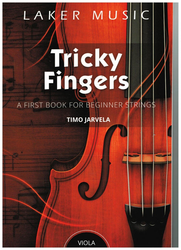 Tricky Fingers for Viola - Dalseno String Studio