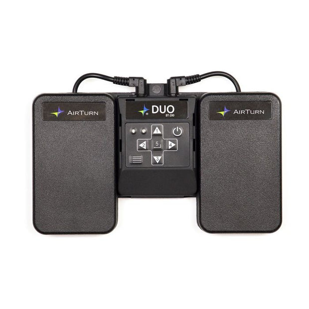 AirTurn DUO BT-200 With 2 Pedals
