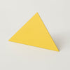 Geometric Triangle Photo Clip