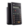 Braun Calculator - Black - BN-ET66