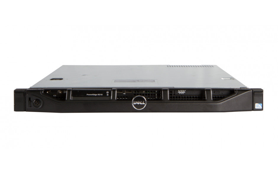 Dell Poweredge R210 1U Rack Mount Server