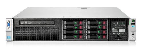 HP ProLiant DL380p G8 2U Rack Mount Server.