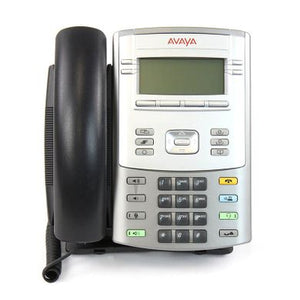 Avaya 1120E IP Phone - NTYS03 with One Year Warranty