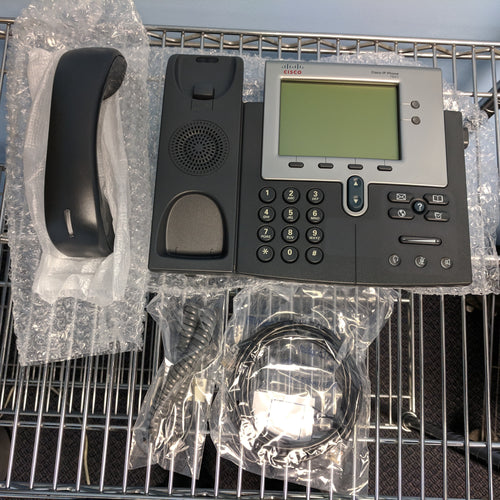 Micropeer sells used and refurbished Cisco IP Phones in Toronto.