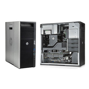 Buy a refurbished HPZ620 Workstation in Toronto from Micropeer