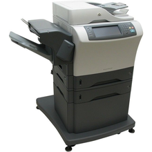 Load image into Gallery viewer, Buy a HP LaserJet M4345xs Monochrome Laser Multifunction Printer from Micropeer Online in Toronto.