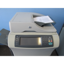 Load image into Gallery viewer, Buy a HP LaserJet M4345x MFP printer in Toronto from Micropeer.