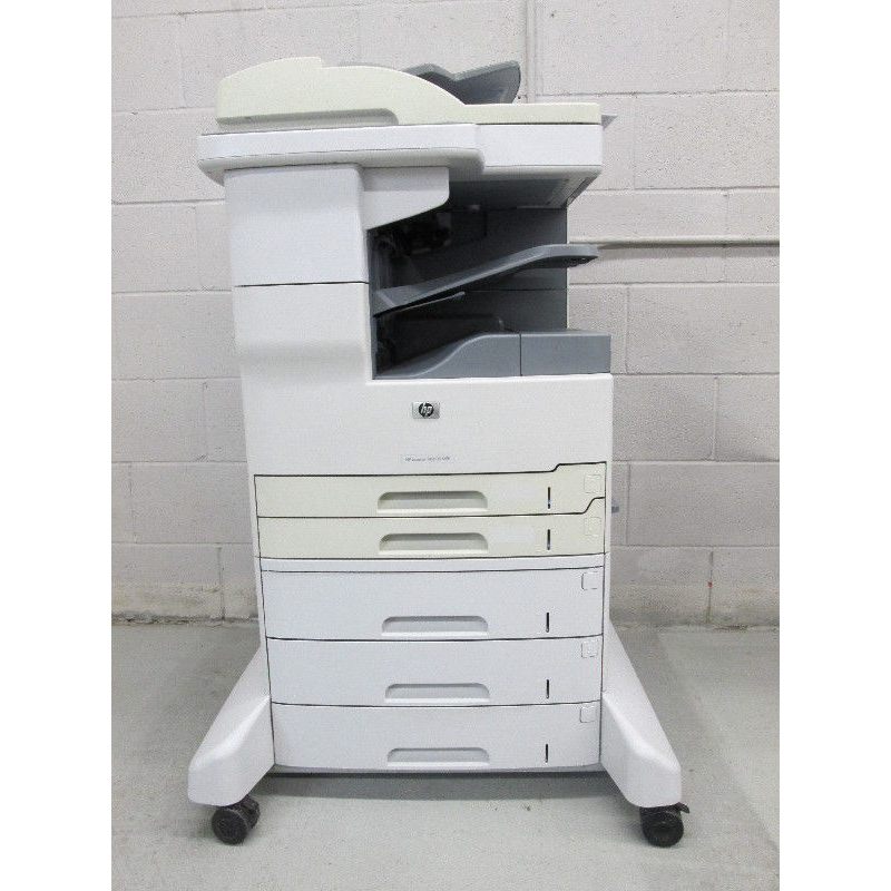 Buy Used HP LaserJet M5035xs Monochrome (11 x 17) Multifunction Printer - Q7831A from Micropeer. Used HP Printers Toronto.