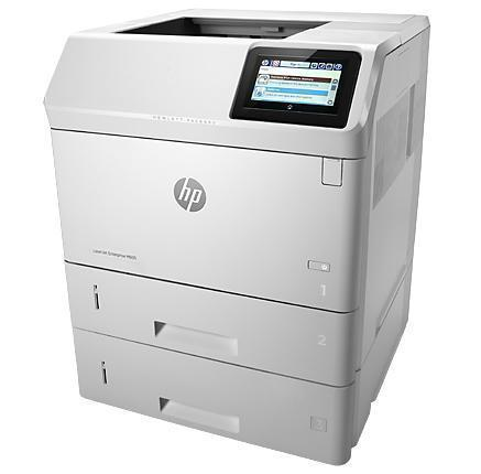 Buy HP Laserjet Enterprise M605X Monochrome Laser Workgroup Printers from Micropeer in Toronto.
