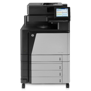 Buy a HP Color LaserJet Enterprise flow M880z with Stapler & Stacker from Micropeer