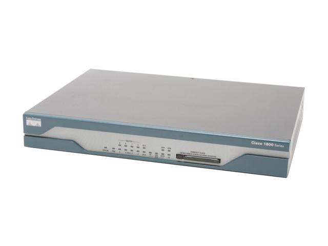 Cisco Systems 1800 Series Adaptive Security Appliance CISCO1811 V02 Cisco1811/K9