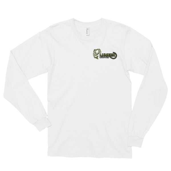 Lunker Supply Long Sleeve T-Shirt (unisex) - Lunker Supply