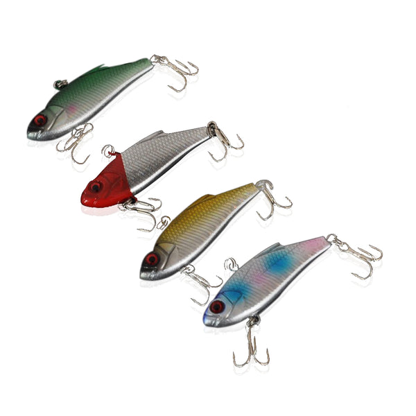 Minow Fishing Lure - 4.5g 5cm - Lunker Supply