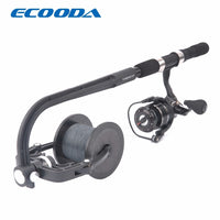 ECOODA Fishing Line Spooler for Spinning or Baitcasting Reel